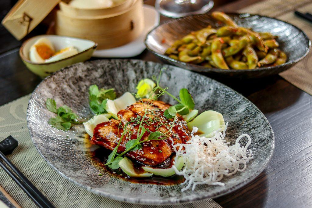 lujo oriental restaurant 88